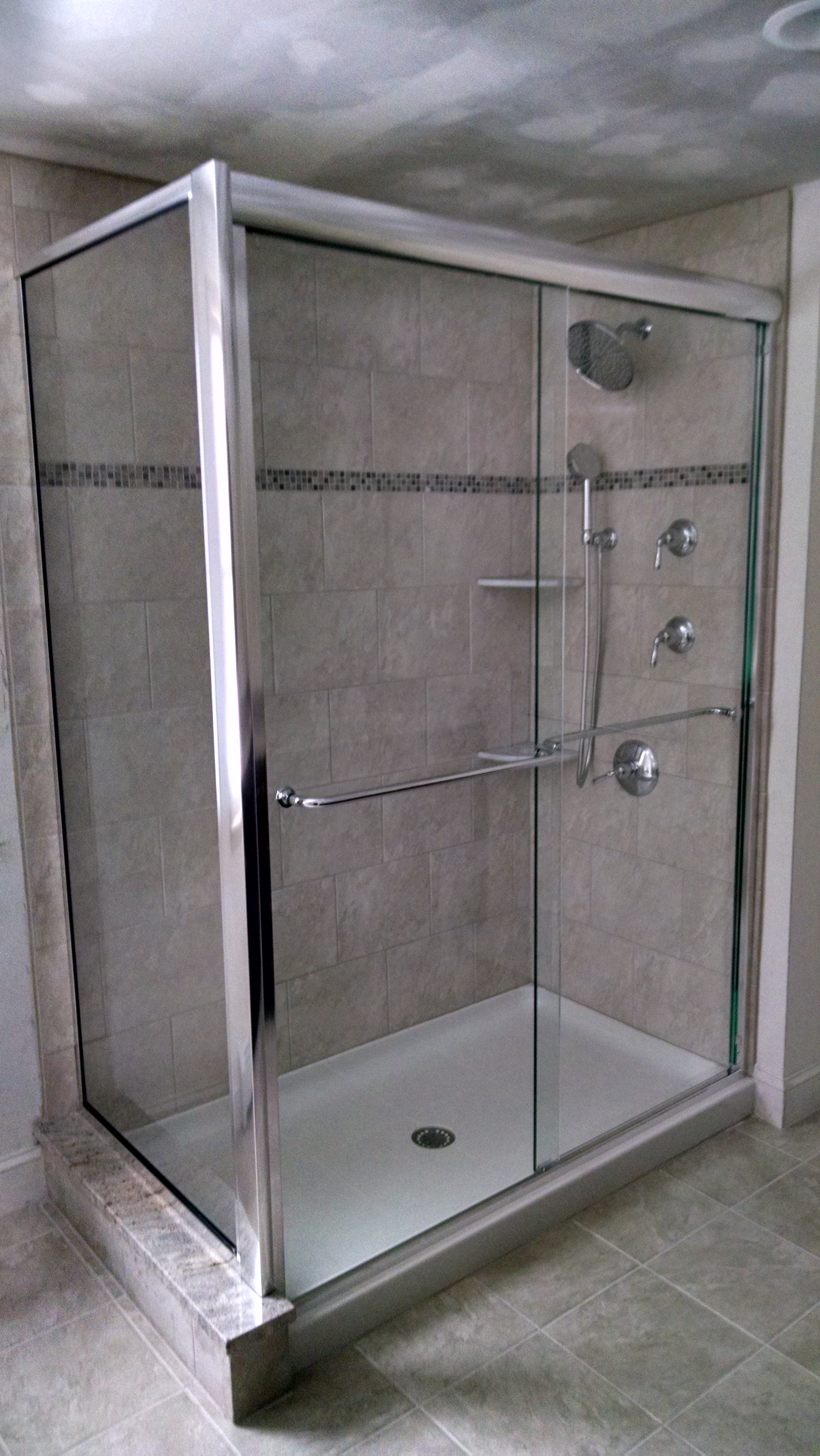 Shower & Bath Enclosures in Newburyport MA | Merrimack Valley Glass ...