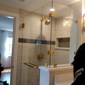 shower design in Boxford